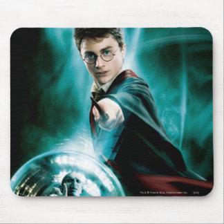 Harry Potter und Voldemort nur man können überlebe Mousepad