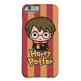 Harry- PotterCartoon-Charakter-Kunst Barely There iPhone 6 Hülle