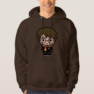 Harry- PotterCartoon-Charakter-Kunst Hoodie