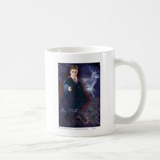 Harry Potters Hirsch Patronus Teetasse