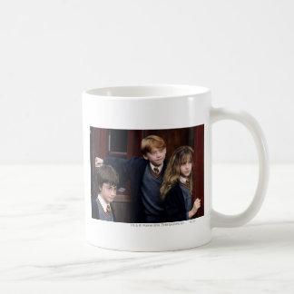 Harry Ron und Hermione Teetasse