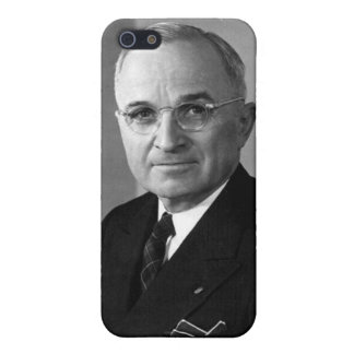 Harry S. Truman-33. Präsident iPhone 5 Cover