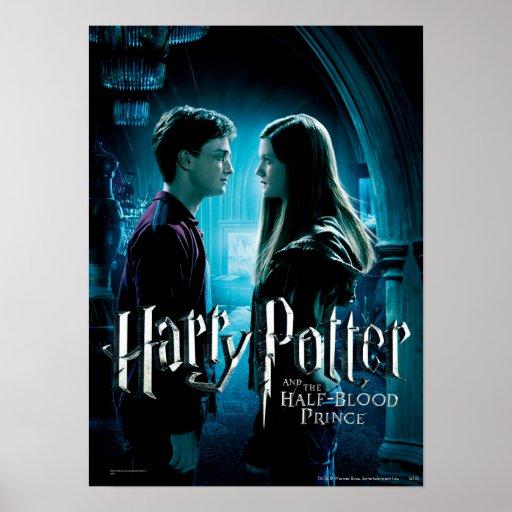 Harry und Ginny 1 Posterdruck