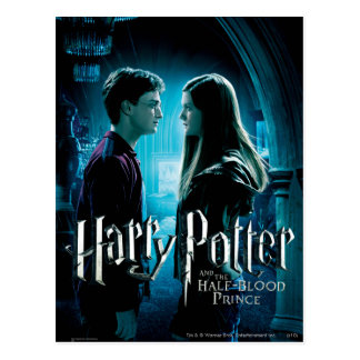 Harry und Ginny 1 Postkarte