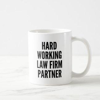 Harter Arbeitssozietäts-Partner Kaffeetasse