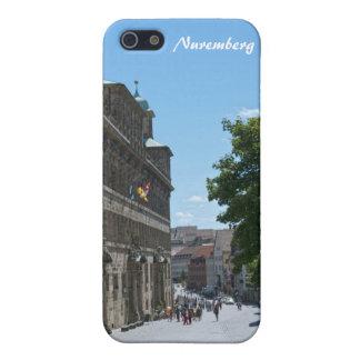 Harter Muschel-Fall Nürnbergs für iPhone 4/4S iPhone 5 Hüllen
