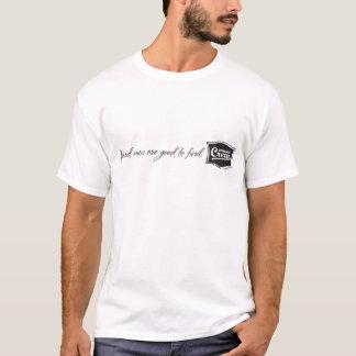 Harter T - Shirt der Mann-2