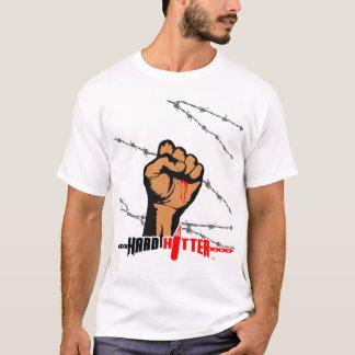 Hartes Hitterbarb-Draht-Muskel-Shirt T-Shirt