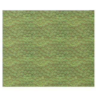Hartes korallenrotes LeinenPackpapier Geschenkpapier