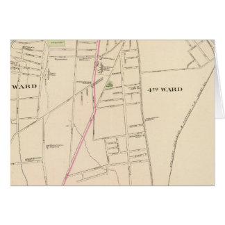 Hartford, Connecticut Karte