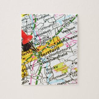Hartford, Connecticut Puzzle