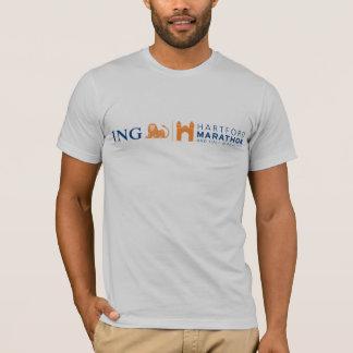 Hartford-Halbmarathon: Bogen T-Shirt