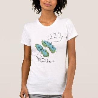 Hartford-Halbmarathon: Schuhe T-Shirt