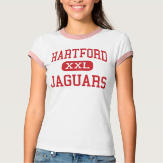 Hartford - Jaguare - Highschool - Hartford Kansas T-Shirt
