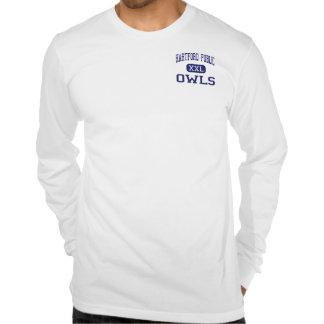 Hartford-Öffentlichkeit - Eulen - hoch - Hartford T Shirts