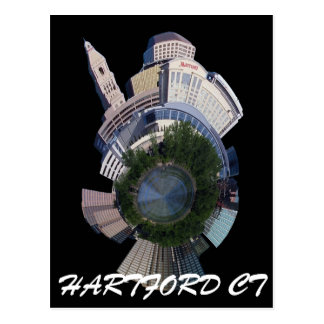 HARTFORD POSTKARTE