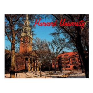 Harvard-Postkarte Postkarte