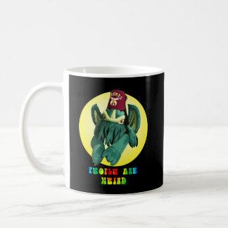 Harvey Cthuhlu Kaffee-Tasse Kaffeetasse