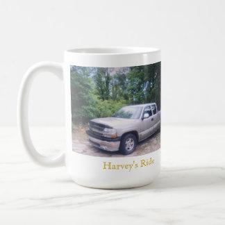 Harveys Fahrt Kaffeetasse