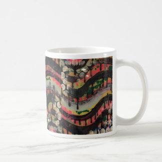 Harz-Tropfen-Tasse Kaffeetasse