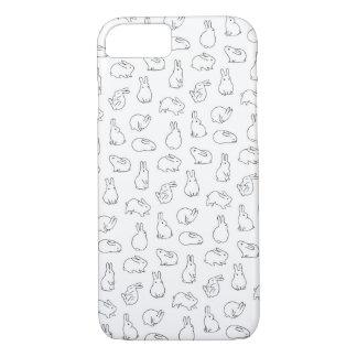 Häschen-Apple iPhone 8/7, kaum dort Telefon-Kasten iPhone 8/7 Hülle