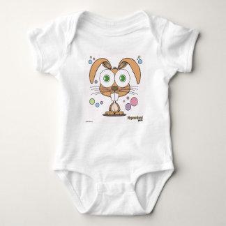 Häschen-Baby-Jersey-Bodysuit Baby Strampler