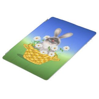Häschen im Korb iPad Smart Cover