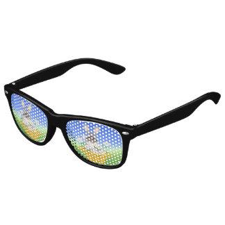 Häschen im Korb Sonnenbrille