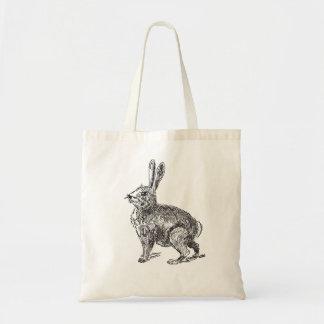 Häschen-Kaninchen-Hase-Taschentasche Tragetasche