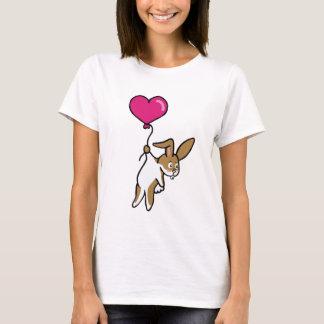 Häschen-Liebe T-Shirt