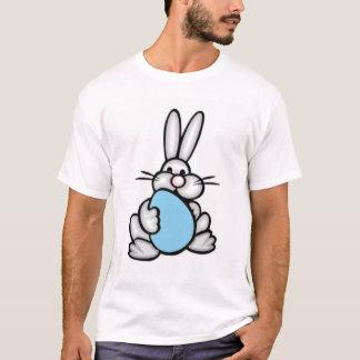 Häschen mit Baby-Blau-Ei T-Shirt