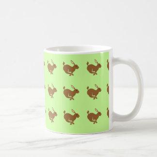 Häschen-Parade Kaffeetasse