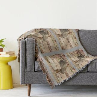 Häschen-Profil-kundenspezifische Wurfs-Decke Decke