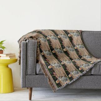 Häschen-Profil-Wurfs-Decke Decke