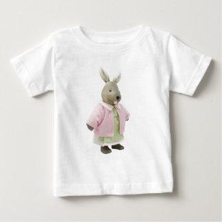 Häschen-Puppe Baby T-shirt
