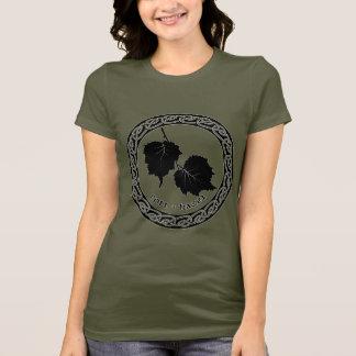 Haselnuss (Coll) keltischer Tierkreis-/Alphabet-T T-Shirt