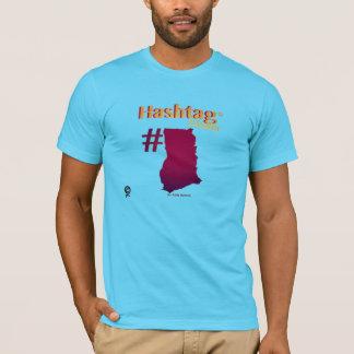 Hashtag Ghana T - Shirt