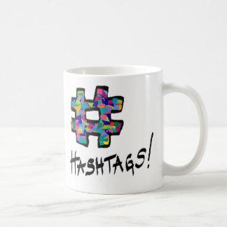 hashtag, hashtag kaffeetasse