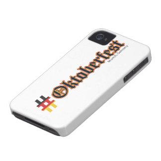 Hashtag Oktoberfest iPhone 4 Hüllen