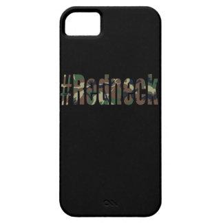 Hashtag Redneck in der grünen Tarnung iPhone 5 Etui