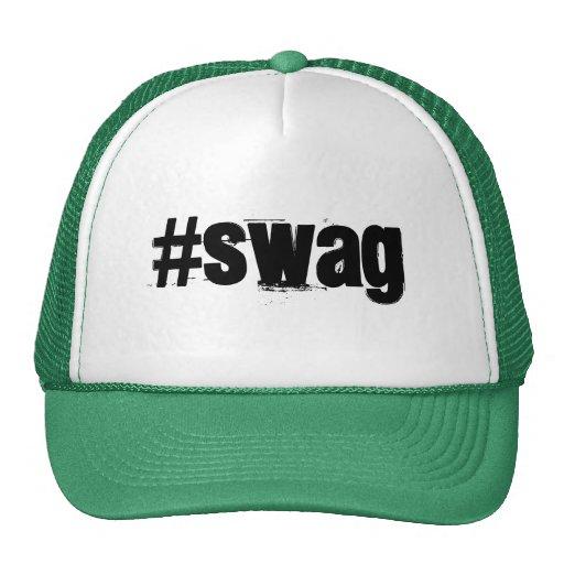 Hashtag Swag Trucker Cap