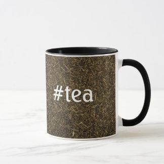 Hashtag Tee-Schale (Tasse) Tasse