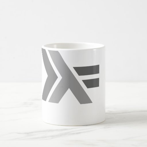 Haskell Bindungrune Tasse