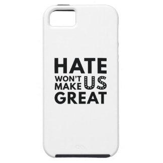 Hass macht US nicht groß iPhone 5 Schutzhülle