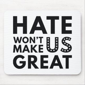 Hass macht US nicht groß Mauspads