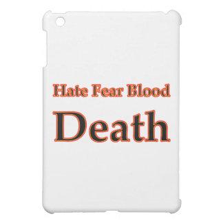 Hass-Rot die MUSEUM Zazzle Geschenke iPad Mini Hüllen