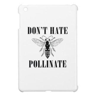 Hassen Sie nicht bestäuben iPad Mini Hülle