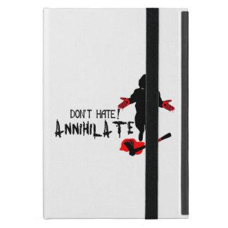 Hassen Sie nicht! Vernichten Sie Schutzhülle Fürs iPad Mini