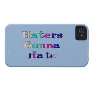 Hasser, die gehen zu hassen iPhone 4 hüllen