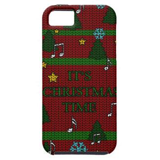 Hässliche Weihnachtsstrickjacke Etui Fürs iPhone 5